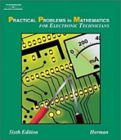 Practical Problems in Mathematics for Electronic Technicians, 4E артикул 11963c.